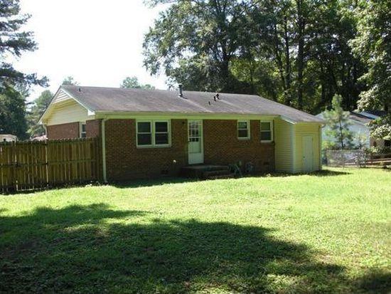 1602 Foxwood Dr, Garner, NC 27529