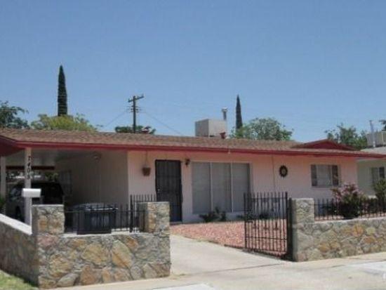 7405 Wilcox Dr, El Paso, TX 79915