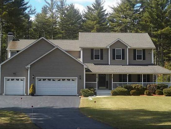 16 Northup Plat Rd, Coventry, RI 02816