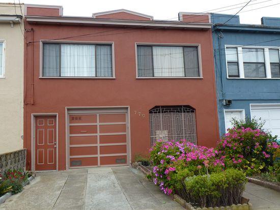 770 48th Ave, San Francisco, CA 94121