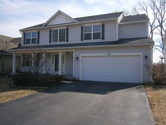 1514 Fox Sedge Trl, Woodstock, IL 60098