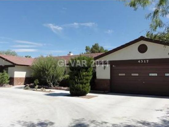 4317 E Hacienda Ave, Las Vegas, NV 89120