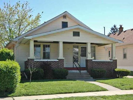 1133 N Linwood Ave, Indianapolis, IN 46201