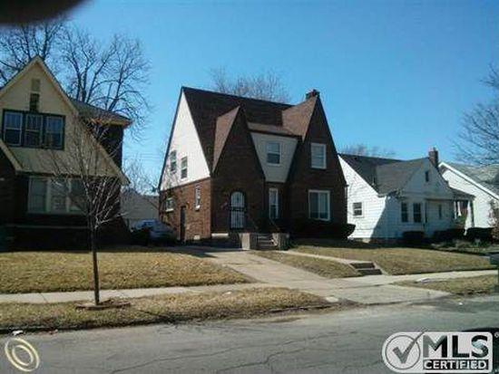 9601 Sorrento St, Detroit, MI 48227