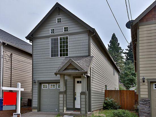 4002 SE Lexington St, Portland, OR 97202