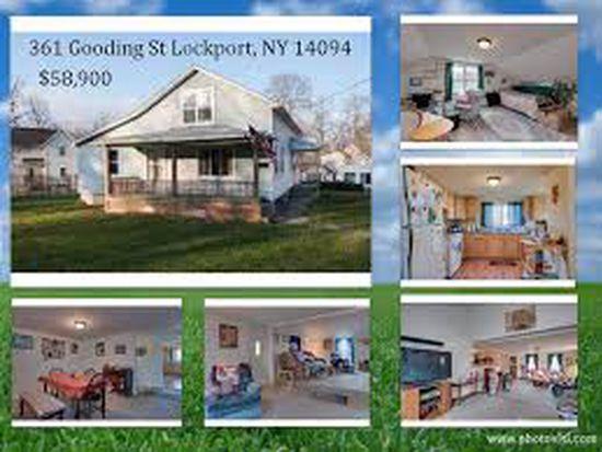 361 Gooding St, Lockport, NY 14094