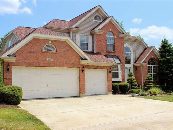 8052 Quail Meadow Ln, West Chester, OH 45069