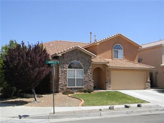 9732 Kokopelli Dr NW, Albuquerque, NM 87114