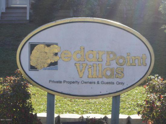 650 Cedar Point Blvd APT C12, Cedar Point, NC 28584