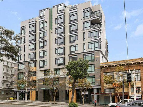818 Van Ness Ave APT 205, San Francisco, CA 94109