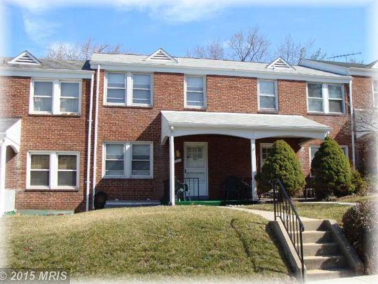 107 Cherrydell Rd, Baltimore, MD 21228