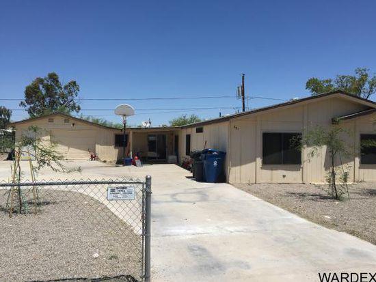 651 Honeysuckle Rd, Bullhead City, AZ 86442