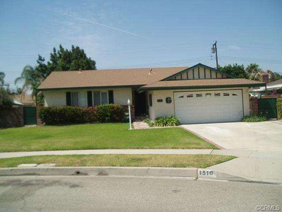 1510 W Randall Way, West Covina, CA 91790
