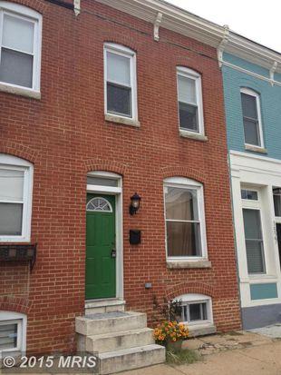 1525 Bush St, Baltimore, MD 21230