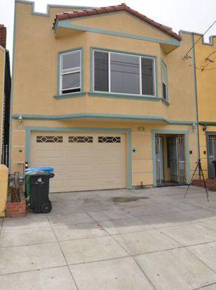 179 Sadowa St, San Francisco, CA 94112