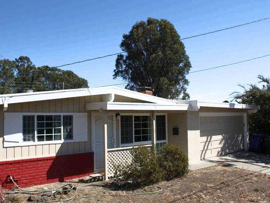 2120 Espanola Dr, San Pablo, CA 94806