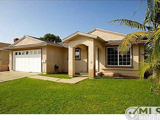 4410 Powderhorn Dr, San Diego, CA 92154