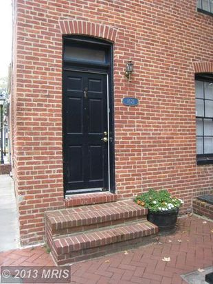 1621 Lancaster St, Baltimore, MD 21231