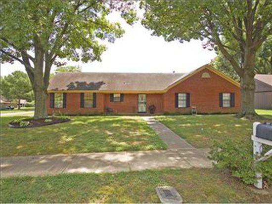 6287 Ledgewood Ln, Memphis, TN 38135