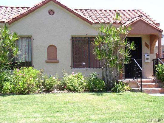 812 N Ogden Dr, Los Angeles, CA 90046