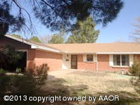 2419 9th Ave, Canyon, TX 79015