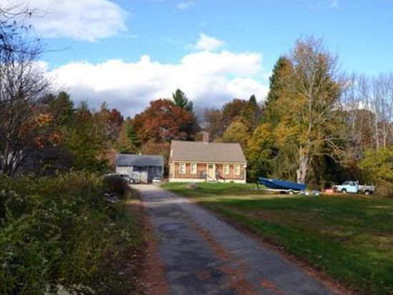 55 Old Elm St, Mansfield, MA 02048