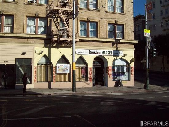 1100 Sutter St, San Francisco, CA 94109