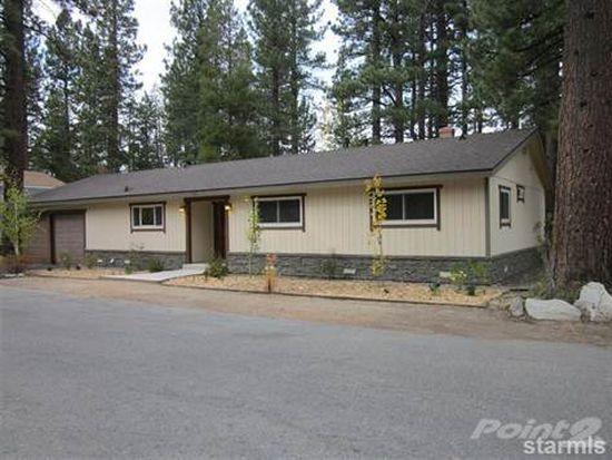 400 Ward Way, South Lake Tahoe, CA 96150