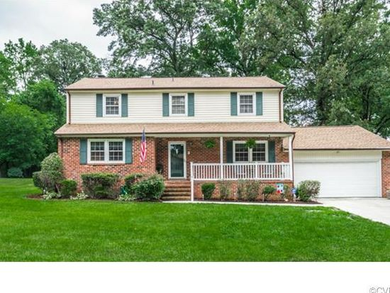 305 Windmere Dr, Colonial Heights, VA 23834