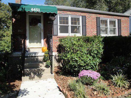 6451 Scanlan Ave, Saint Louis, MO 63139