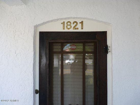 1821 E Willetta St, Phoenix, AZ 85006