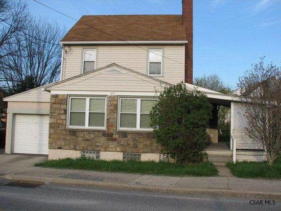 48 D St, Johnstown, PA 15906