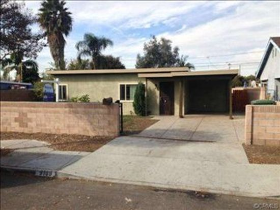 9109 Bluford Ave, Whittier, CA 90602