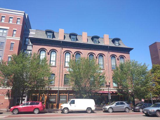 1721 Washington St UNIT 208, Boston, MA 02118