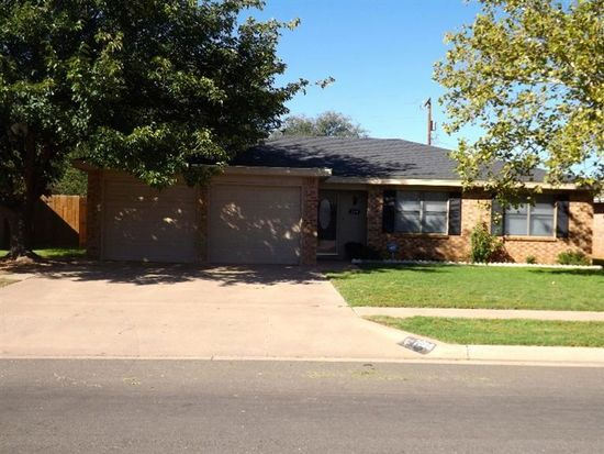 2608 79th St, Lubbock, TX 79423