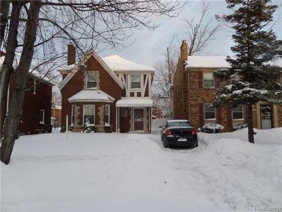18616 Appoline St, Detroit, MI 48235
