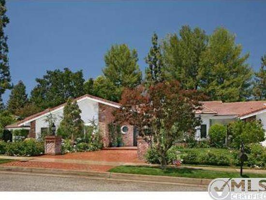 4661 Vista De Oro Ave, Woodland Hills, CA 91364