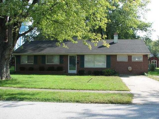 419 Jefferson Blvd, Greenfield, IN 46140