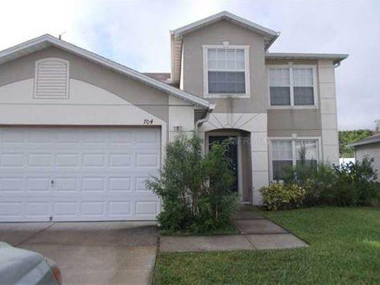 704 Flower Fields Ln, Orlando, FL 32824