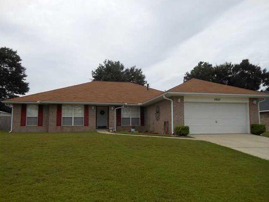 4803 Ribault Ln, Milton, FL 32570