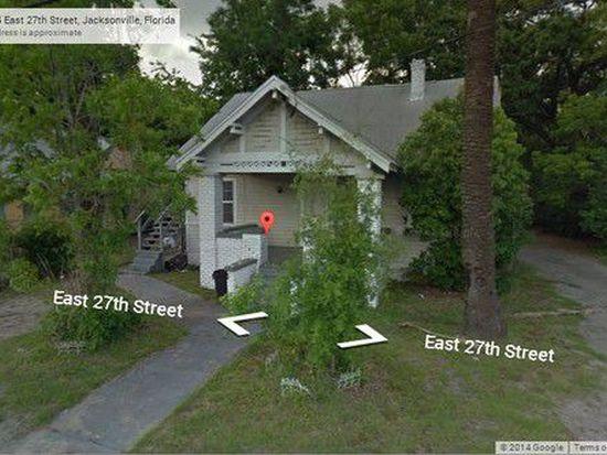 631 E 27th St, Jacksonville, FL 32206