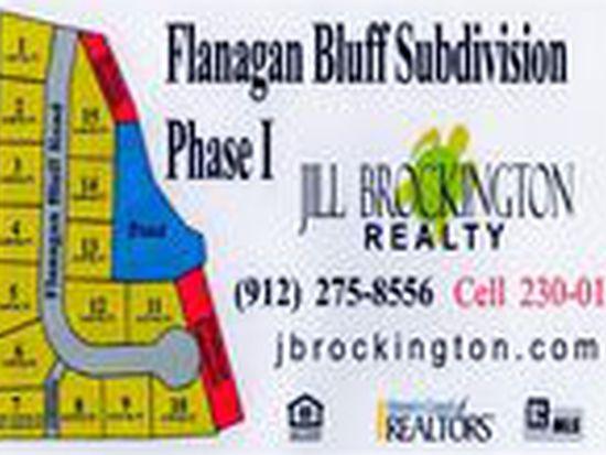 106 Flanagan Bluff Rd, Brunswick, GA 31523