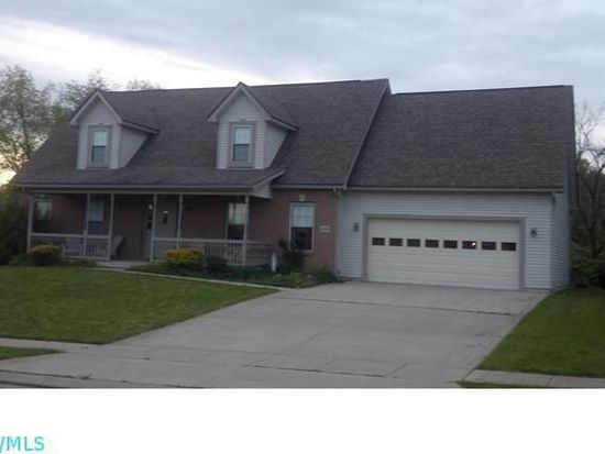 286 N Heather Dr, Newark, OH 43055