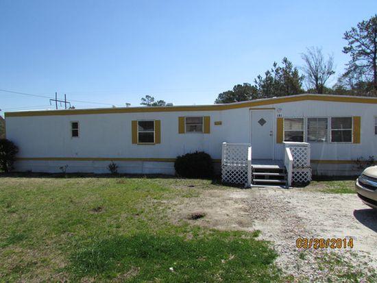 181 Edge Combe Community Center Rd, Hampstead, NC 28443