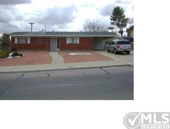 3410 Hercules Ave, El Paso, TX 79904