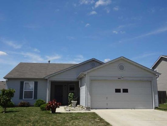 886 Runnymede Dr, Greenfield, IN 46140