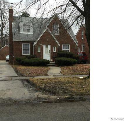 14144 Warwick St, Detroit, MI 48223