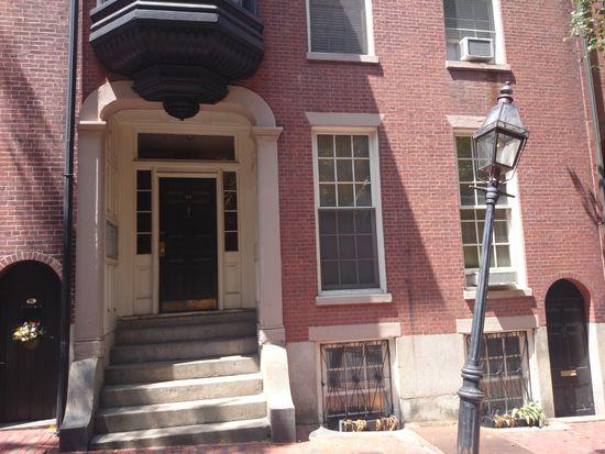45 Hancock St APT 3, Boston, MA 02114