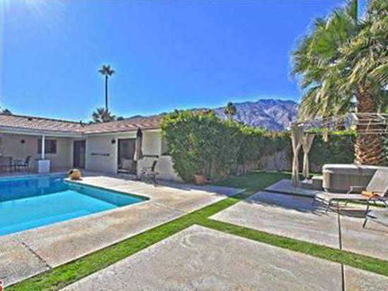 1130 E El Alameda, Palm Springs, CA 92262