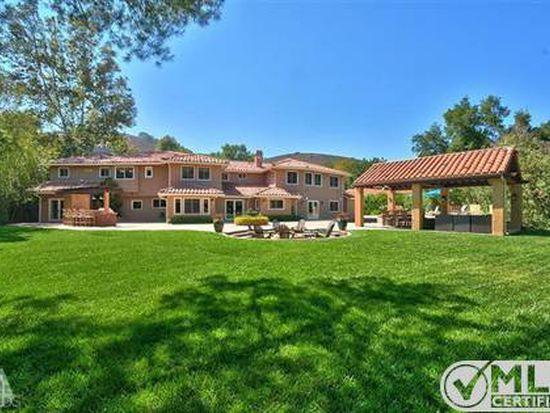 1198 Ridgecrest Pl, Westlake Village, CA 91362